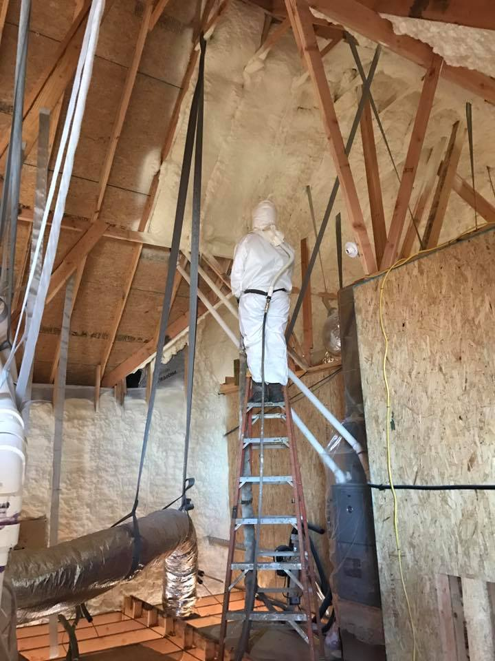 DIY Spray Foam Insulation Calgary