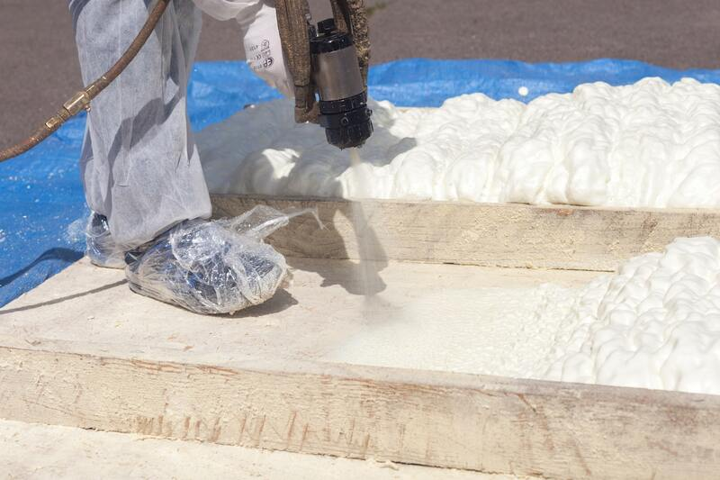 Foam Spray Insulation Calgary