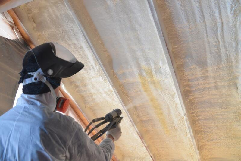 Spray Foam Insulation Installer Calgary