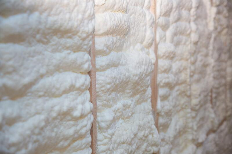 Spray Foam Insulation Material Calgary