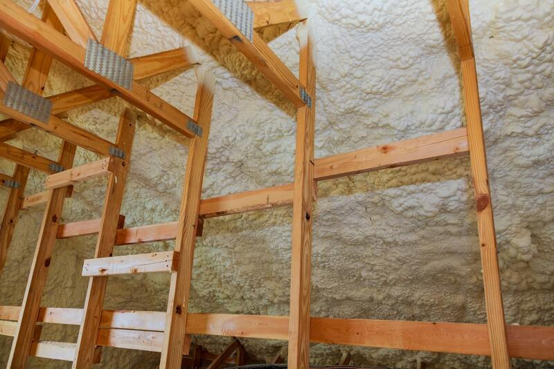 Spray Insulation Calgary